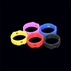 STEAM CRAVE 2 AND 4 HOLE VAPE BAND AFC RINGS MULTI COLORS