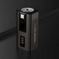 Hardon 220 Mod by Steam Crave (Dual 21700)