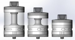 Aromamizer Titan RDTA by Steam Crave