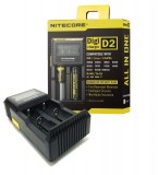 NITECORE D2 Digi charger Universal charger