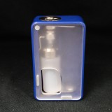 Armageddon Squonker Box Blue/Clear