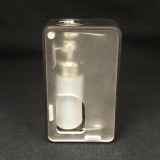 Armageddon Squonker Box Black \ Clear Door