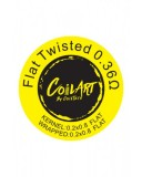 Coilart Flat Twisted 0.36Ω (10 pack)