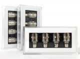 4 Pack Replacement coils for UWELL CROWN SUB OHM TANK (choose options)