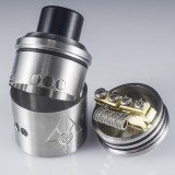 Goon RDA by 528 Custom Vapes (Stainless)
