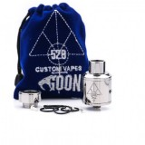 Limited Edition Titanium Goon RDA 24mm by 528 Custom Vapes