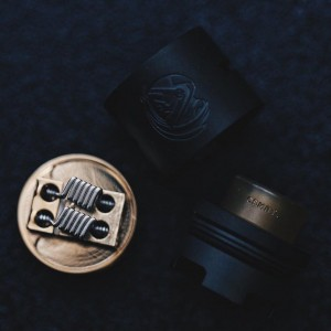 Authentic District F5ve/Mystery Mod Co. Cosmonaut RDA