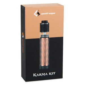 GeekVape Karma Mechanical Mod Kit