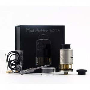 Mad Hatter 24 RDTA by ADVKEN