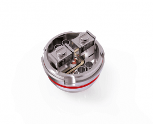 V12-RTA Conversion Kit by YSTAR  (Turns your Smok TFV12 into a RTA Tank)