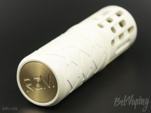 SHRTGN 21700 Mechanical Mod by RCM Russia