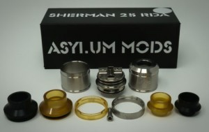 Sherman RDA 25 by Asylum Mods