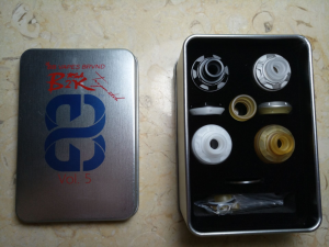 "B2K RSA V5  ""TRVPMATIK EDITION"" BY BB VAPES BRVND"