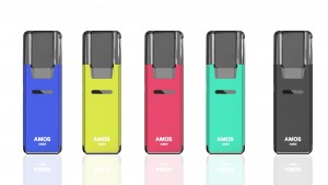 Amos Mini Pod Kit by Smokjoy