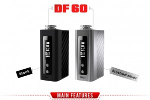 DIGIFLAVOR DF-60 Watt Box Mod