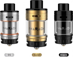 Pharaoh RTA Tank by Digiflavor (Rip Tripper Project)