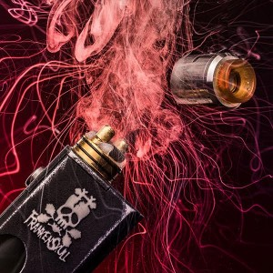 Druga RDA by Augvape (Black or Stainless)
