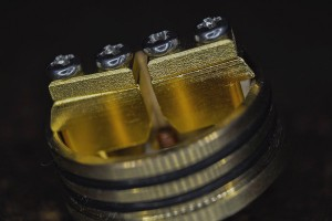 Goon  RDA by 528 Custom Vapes (Brass)