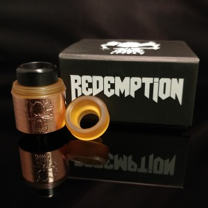 Redemption RDA by Armageddon Mfg.