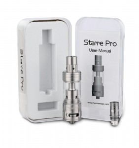 STARRE PRO SUB OHM TANK BY FREEMAX (SS or Black)