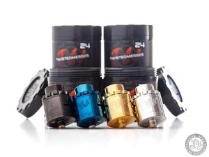Twisted Messes TM2 Pro Series RDA