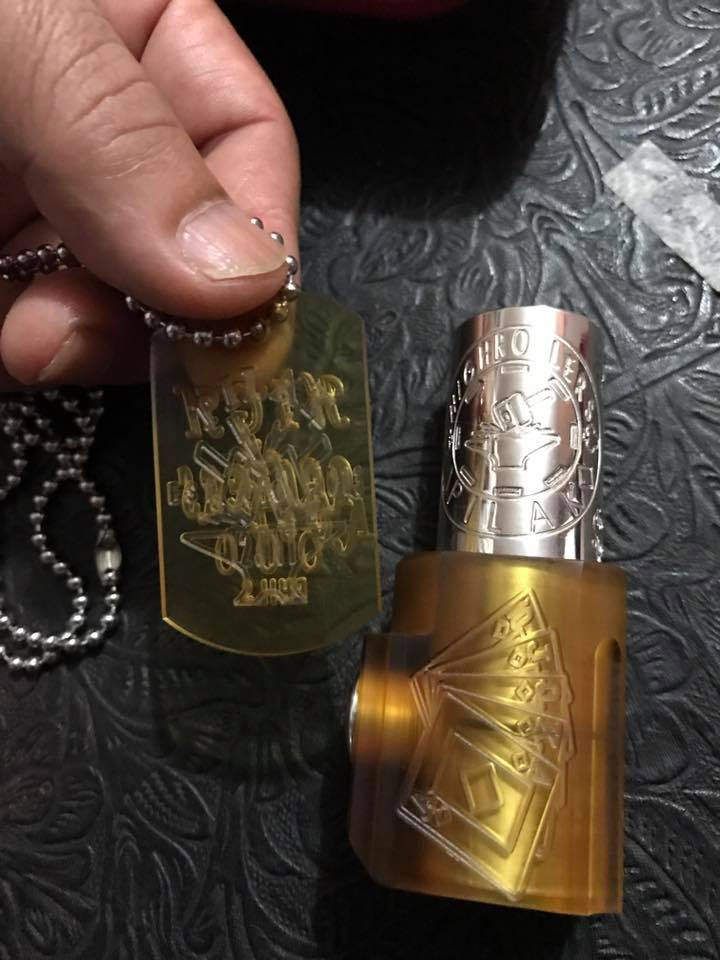 Pilak High Roller Mechanical Mod by 2JNT Philippines (20700)