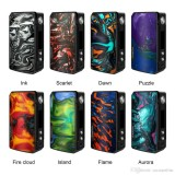 Drag 2 Box Mod by VooPoo (Black Frame)