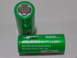 Efest IMR 26650 50A BATTERY 3.7v Rechargeable Li-MN 4200mAh