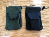 Handmade Cordura Vape Pouch with Belt Attachment Loop