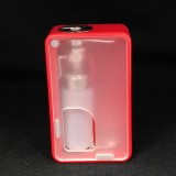 Armageddon Mfg. Squonker Box Red/Clear