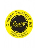 CoilART Clapton Twisted 0.9Ω (10 pack)