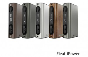ELEAF I Power 5000mah 80 Watt TC Mod