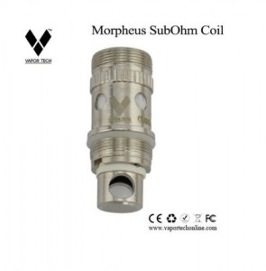 5 Pack Morpheus Replacement Coils 0.2 / 0.5 Ohm Kanthal